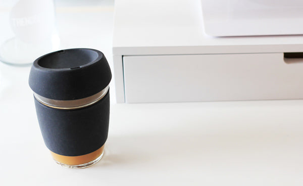 Reusable Travel Coffee Cup (12 oz)
