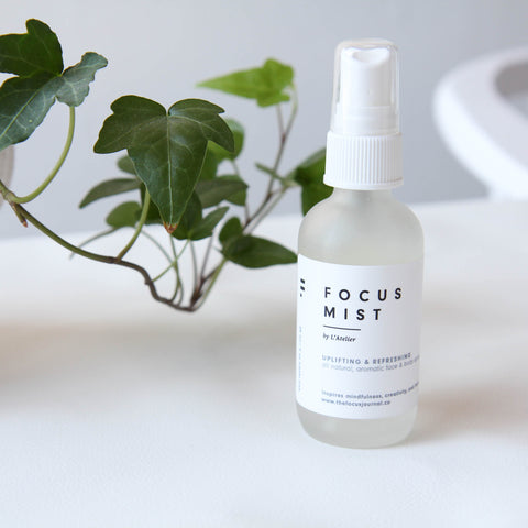 The Focus Mist (NEW!)