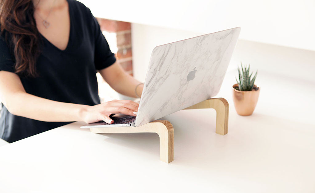 Raised Laptop Stand