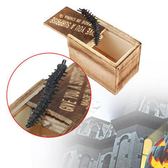 Wooden Prank Trick Practical Joke Home Office Toy