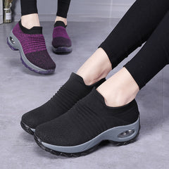 Fashion Breathable Mesh Casual Shoes