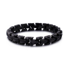 Keel Chain Men Stainless Steel Bracelet