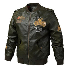 Men's Leather Jackets and Coats
