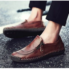 Comfortable Casual Leather Shoes