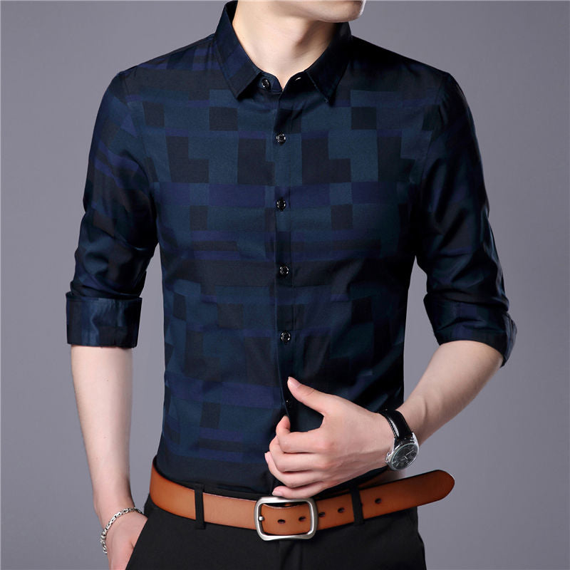 Long Sleeve Business Casual Shirts