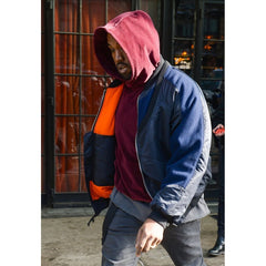 Men Solid Color Hip Hop Hoodies