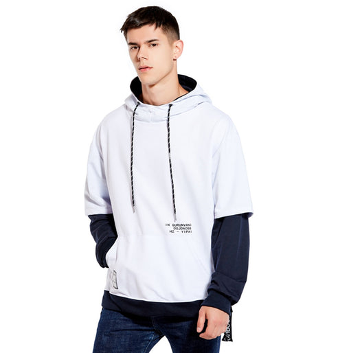 Men Hip Hop Pullover Cotton Hoodies