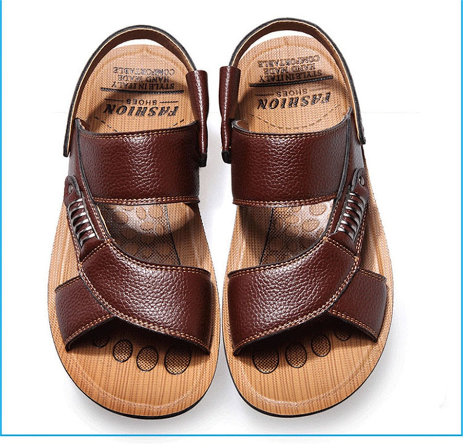 Genuine Leather Outdoor Casual Shoes