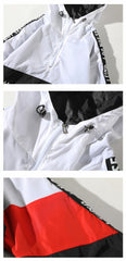 Men Pullover Hip Hop Tracksuit