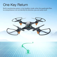 Dual HD Quadcopter Drone