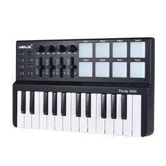 MINI 25-Key Ultra-Portable USB MIDI Keyboard