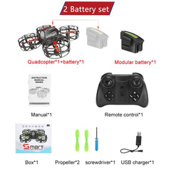 Mini Drone RC Quadcopter Kids Toys