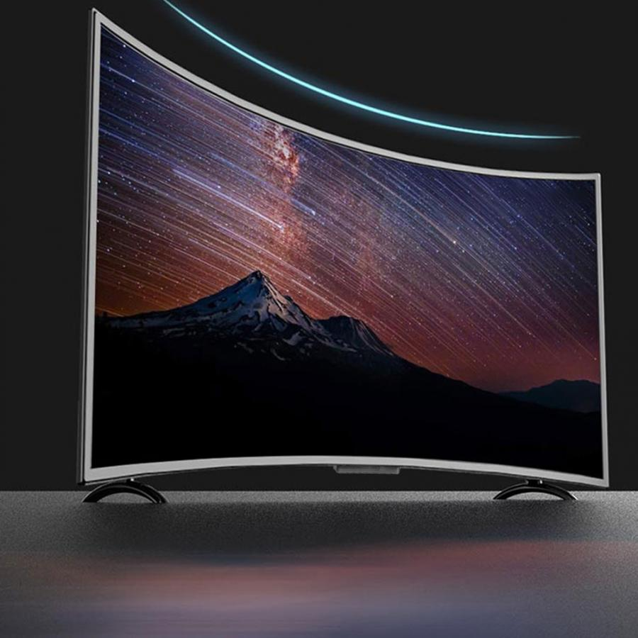 32 Inch Large Curved Screen Smart TV