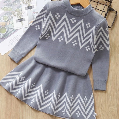 Long Sleeve Tutu Dress Sweater