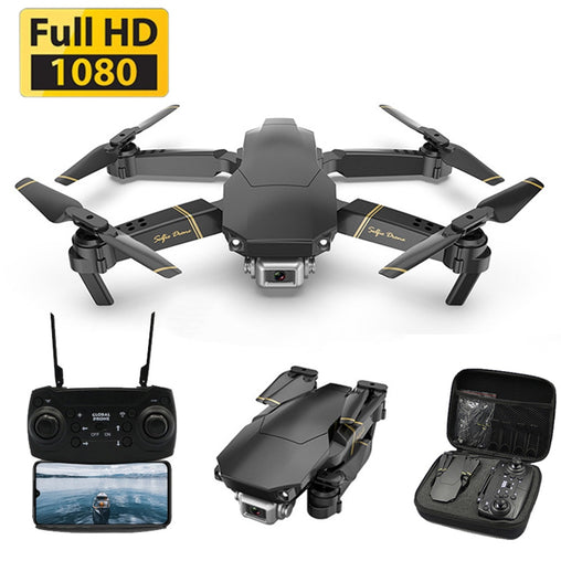 Global Drone with HD Aerial Video Camera 1080P RC Drones