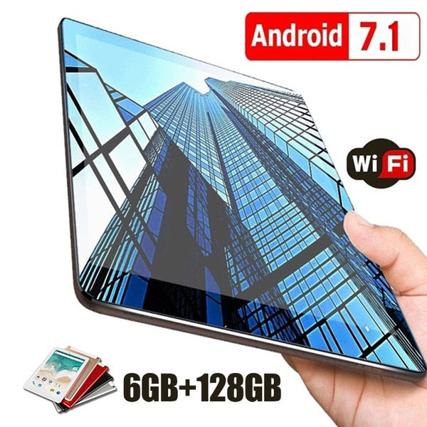 10 Inch Ten Core Android 8.1 Bluetooth Tablet
