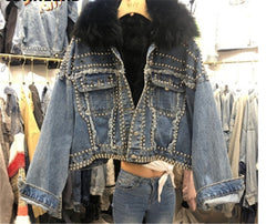 Women Outfit Single-Breasted Jacket
