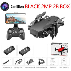 Mini Drone with 4K Camera HD Foldable Drones Kid's Toys
