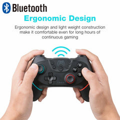NS-Switch Pro Wireless Joystick Game Controller