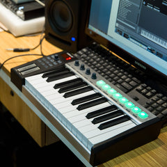 37 Portable Controller Semi-weighted Keyboard