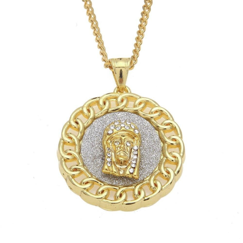 Christian Jesus Religion Pendants Necklaces