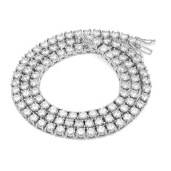 5mm CZ Tennis Chains Luxury Necklace