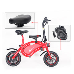 Smart Folding Child Seat Pedal Bicycle