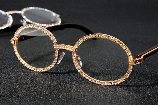 Diamond Eyeglasses
