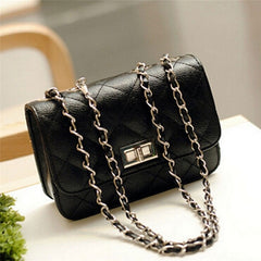 Women Leather Satchel Shoulder Bag