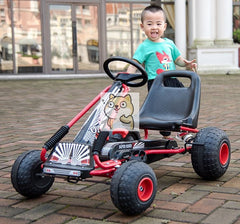 Karts Ride On Stable Wheels Children Car Toy