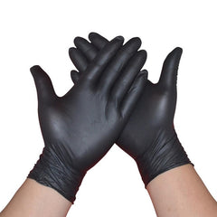 100Pcs Disposable Latex XL Rubber Gloves