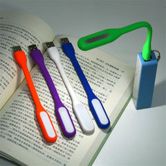 Mini Flexible Led USB Light Table Lamp Gadgets