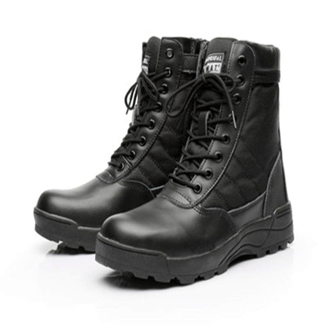 Military Desert Waterproof Work Safety Shoes