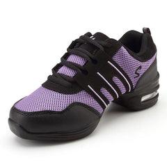 Modern Soft Outsole Breath Dance Shoes
