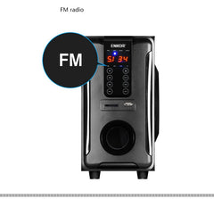 5.1 Channel FM Radio Touch Home Theater
