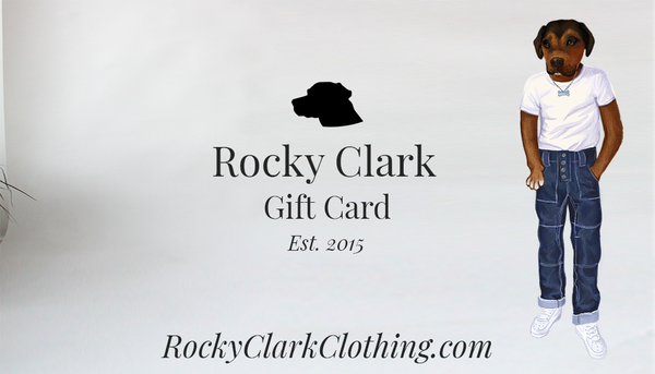 RC999 - Rocky Clark Gift Card