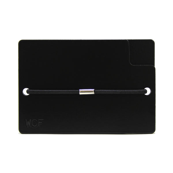Wintercheck Factory Consoliwallet - Black