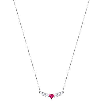 Swarovski Love Necklace