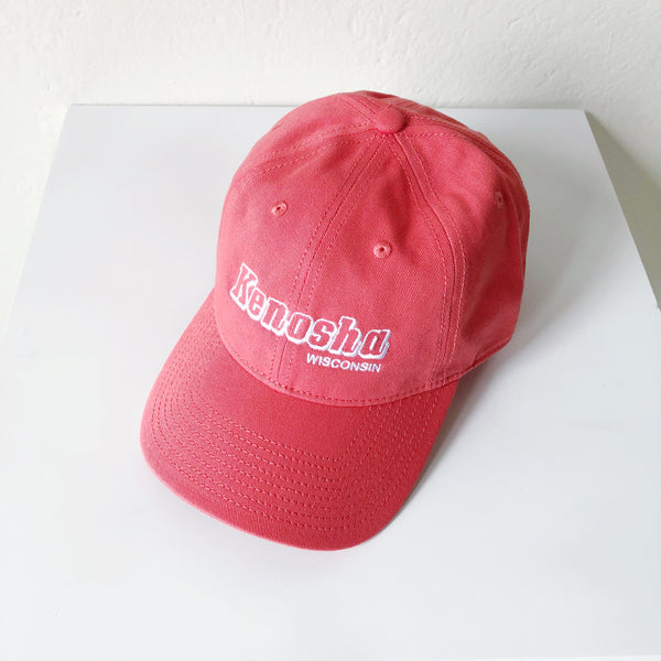 Kenosha Baseball Cap: Nantucket Red