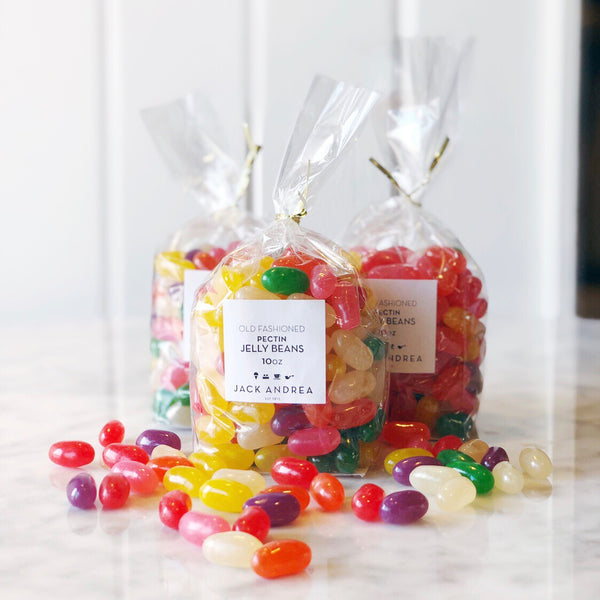 Old Fashioned Pectin Jelly Beans