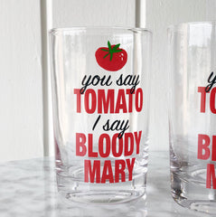 You Say Tomato! Glass