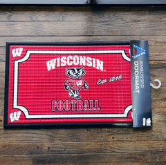 Wisconsin Madison Floor Mat