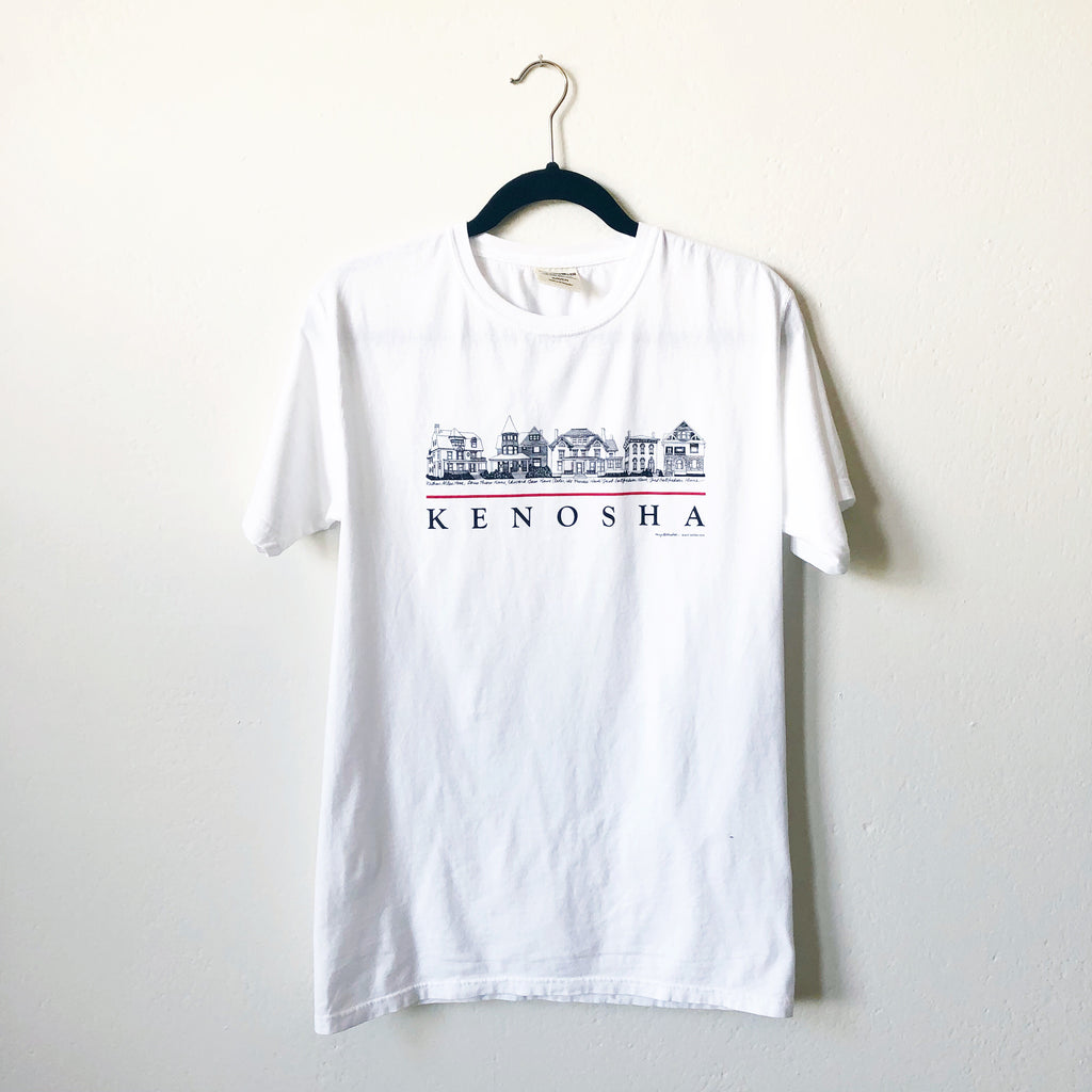 Vintage Hometown - Historic Houses T-Shirt