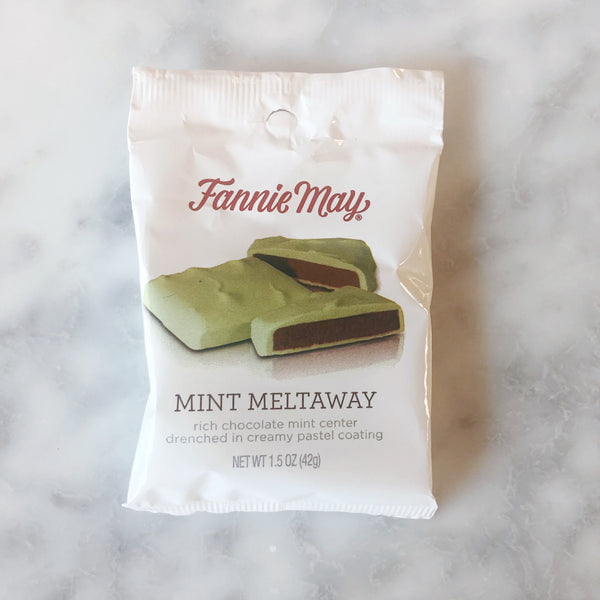 Fannie May Mint Meltaway Single 1.5oz