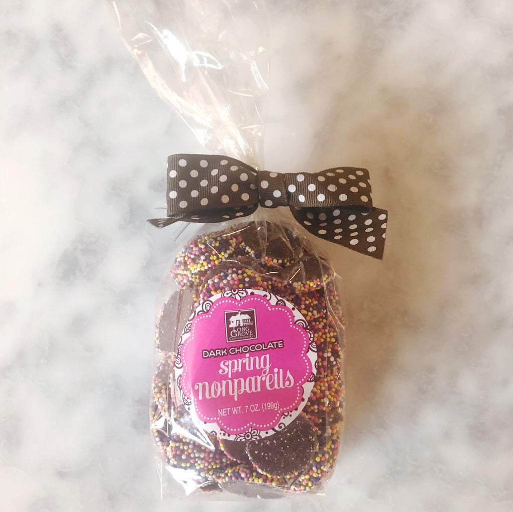 Long Grove Spring NonPareils 7oz Bag