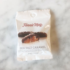 Fannie May Dark Sea Salt Caramel Single 1.5oz