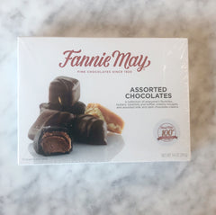 Fannie May Assorted Chocolates 14oz Box