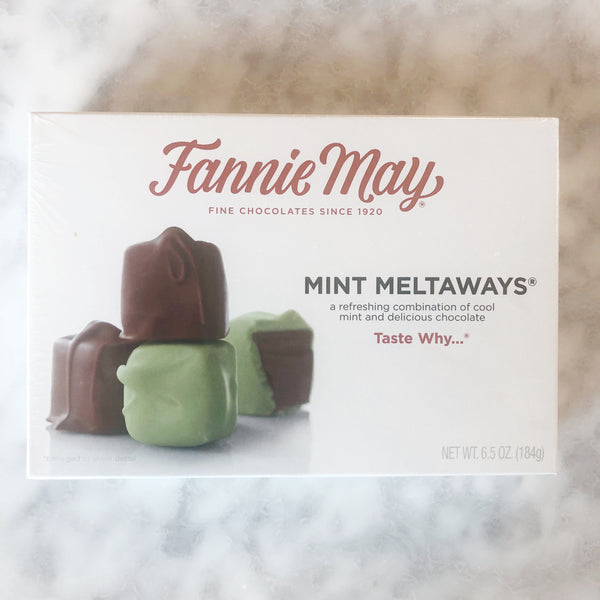Fannie May Mint Meltaway Box