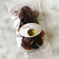 Apples of Eden Dark Chocolate Pecan Critter 2pk