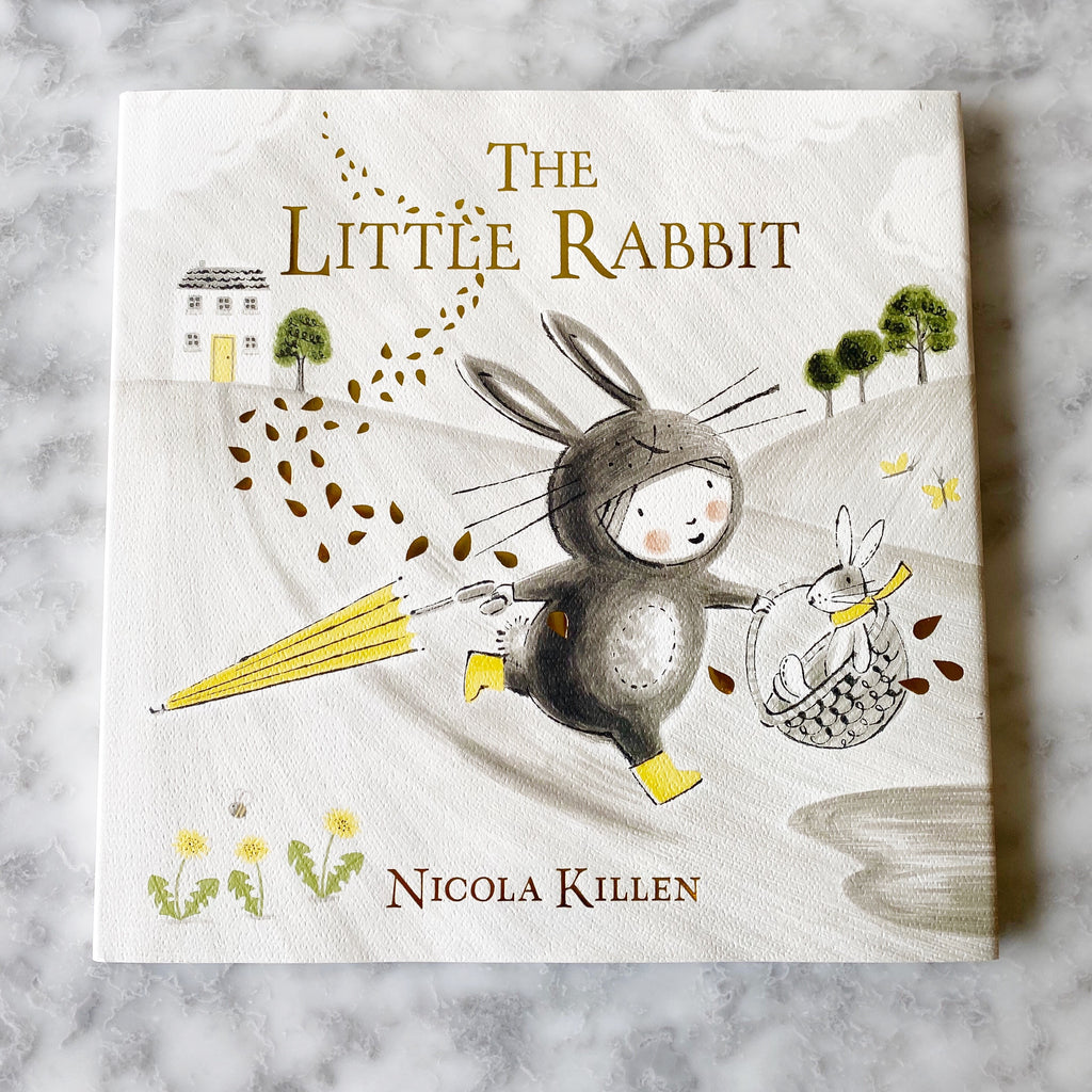 The Little Rabbit Book by Nicola Killen